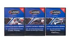 LAZZE's Car Body Series,         DVD Pkg # 1-2-3