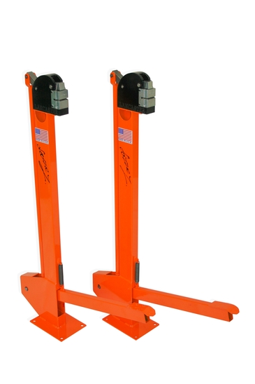 Twin Shrink/Stretch w 2/stands