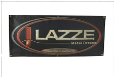 LAZZE Old looking banner