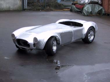 AC Cobra, Step 2 class Project.