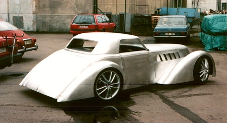 Project Streamster