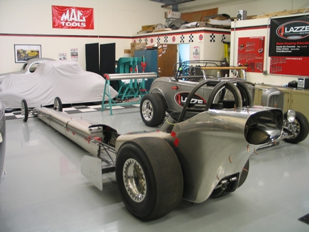 Front Engine Dragster Body
