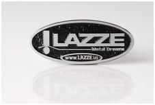 LAZZE Plaque